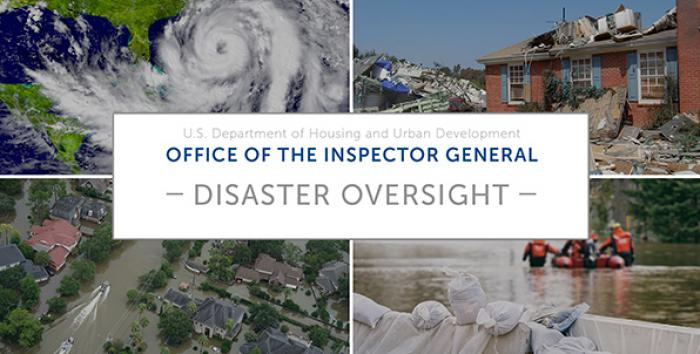 Disaster Oversight